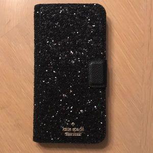 Kate Spade IPhone 7 Plus case folio